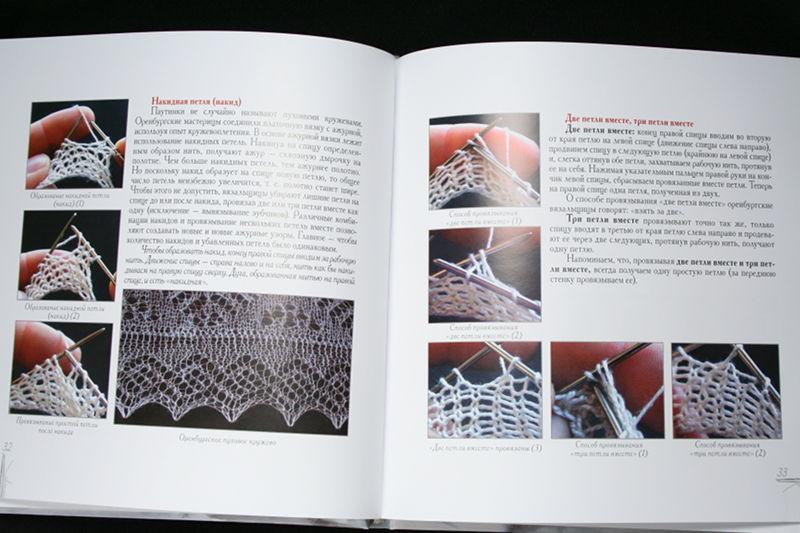 Книга об оренбургском пуховом